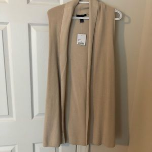 Taupe Forever 21 Shawl - Size L NWT